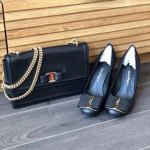 Salvatore ferragamo capua pumps shoes